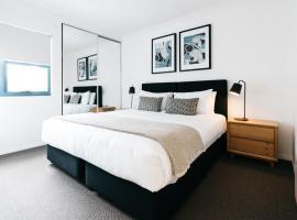 Gabba Central Apartments, hotel in Brisbane