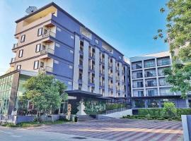 Embryo Hotel , hotel in Pattaya