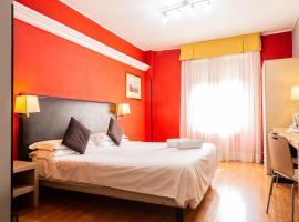 Hotel Berlino, hotel em Milão