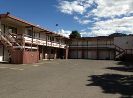 Rider's Motor Inn, motel in Kamloops