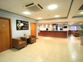 Doncaster International Hotel by Roomsbooked, hotel near Doncaster Racecourse, Doncaster