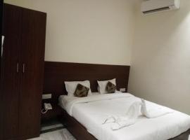 Landmark Inn, guest house in Allahābād
