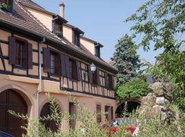 Le Gîte De Carole, hotel in Turckheim