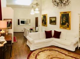 Colosseo Room, hotel with jacuzzis in Rome