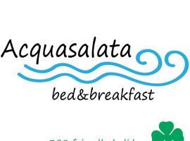 Acquasalata, budget hotel in Salerno