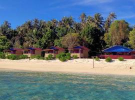 Ira Bungalows Pulau Banyak, budget hotel in Alaban