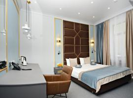 Design Hotel Senator, hotel near Saint Basil's Cathedral, Moscow