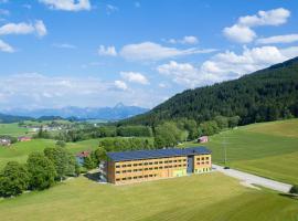 Explorer Hotel Neuschwanstein, Hotel in der Nähe von: Bahnhof Füssen, Nesselwang