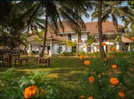 The Postcard Cuelim, Goa, hotel near Mormugao Port, Cansaulim