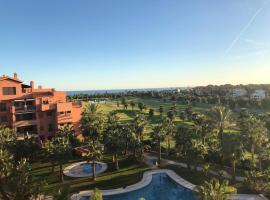 Ático de Lujo Playa Granada, BLUE&GREEN, hotel in Motril