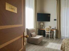 Hotel Genova Liberty, отель в Генуе
