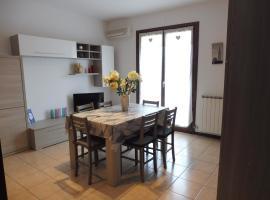 Villaggio Laguna app.to 5 e 38, apartmán v Caorle