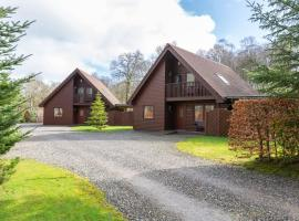 Loch Lomond Luxury Lodges, cabin in Drymen