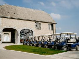 Golf Hôtel Five Nations Durbuy, hotel near Wallonie Expo, Durbuy