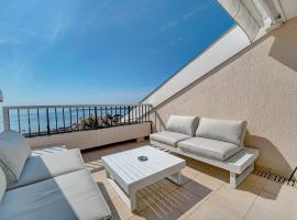 IMMOGROOM - Swimming-pool/ Tennis - Sea View- A/c - CONGRESS/BEACHES, hotel with pools in Cannes
