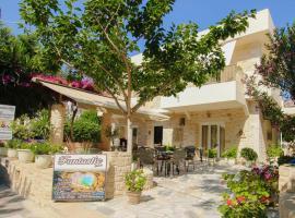 Fantastic Hotel 2, pet-friendly hotel in Matala