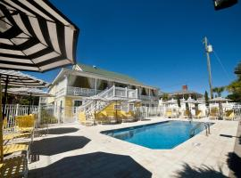 Georgianne Inn & Suites, B&B in Tybee Island