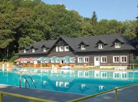 Hotel Stará Ameryka – hotel w pobliżu miejsca Wyciąg narciarski Rachowiec w Jabłonkowie