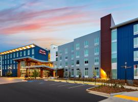 Hampton Inn & Suites San Diego Airport Liberty Station, Hotel in San Diego