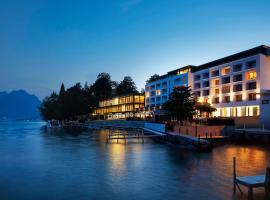 Campus Hotel Hertenstein, отель в Веггисе