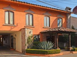 Casa Grande, hotel en Zacatlán