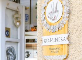 Giaminera B & B Art Studio, hotel in zona Spiaggia di Cala Goloritze, Baunei