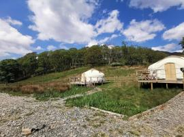 Syke Farm Campsite - Yurt's, glamping site in Buttermere