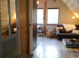 L Annexe, cabin in Mittlach