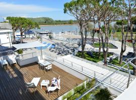 Residence Michelangelo Yachting Club- Adults Only, hotel en Lido di Jesolo