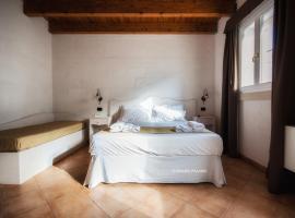 Tenuta Kyrios, farm stay in Borgagne