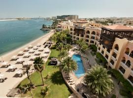 Shangri-La Hotel, Qaryat Al Beri, ξενοδοχείο στο Άμπου Ντάμπι