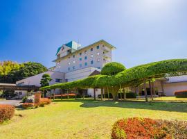 ホテルグリーンヒル鹿児島、薩摩川内市のホテル