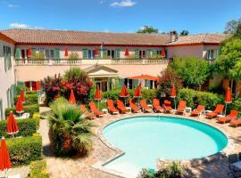 Best Western L'Orangerie, hotel a Nîmes