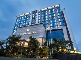 Grand Orchardz Hotel Kemayoran Jakarta, hotel near Jakarta International Expo, Jakarta