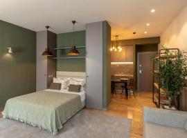 Olive Nature – Tourism Apartments, apartmán v Portu