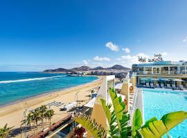 BULL Reina Isabel & SPA, hotel en Las Palmas de Gran Canaria