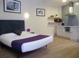 Mayerling Bisbe Urquinaona, appartamento a Barcellona