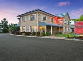 Coopers Colonial Motel, pet-friendly hotel in Brisbane