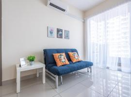 PV21 Setapak, Wangsamaju, Melawati- Private Room,吉隆坡Royal Selangor Pewter Factory and Visitor Centre附近的飯店