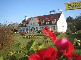 Barokk Hotel, hotel near Danubiana Meulensteen Art Museum, Hegyeshalom