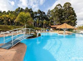 Hotel Fazenda Poços de Caldas, hotel em Poços de Caldas