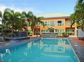Joah Inn Appartementen, hotel in Paramaribo