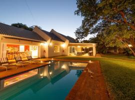 PheZulu Guest Lodge, hotel in Victoria Falls