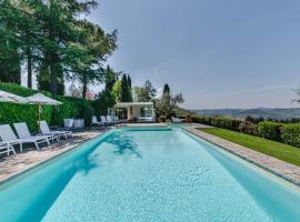 Villa I Barronci Resort & Spa, отель в городе Сан-Кашано-ин-Валь-ди-Пеза