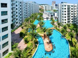 Arcadia Beach Resopt Pattaya, apartment in Pattaya South