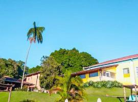 Fazenda Paisagem Chalés, hotel perto de Parque Vertentes, Serra Negra