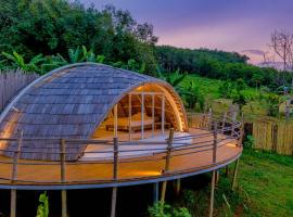 Jaiyen - eco-friendly, resort-style home, hotell sihtkohas Ko Yao Noi