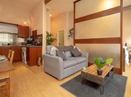 Stylish and comfortable Lace Market Studio Apartment, hotel near intu Broadmarsh, Nottingham