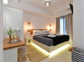 Ammos Luxury Rooms & Home, hotel in Naousa