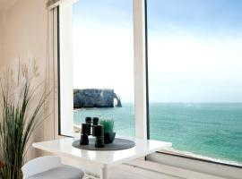 The Best View, accessible hotel in Étretat